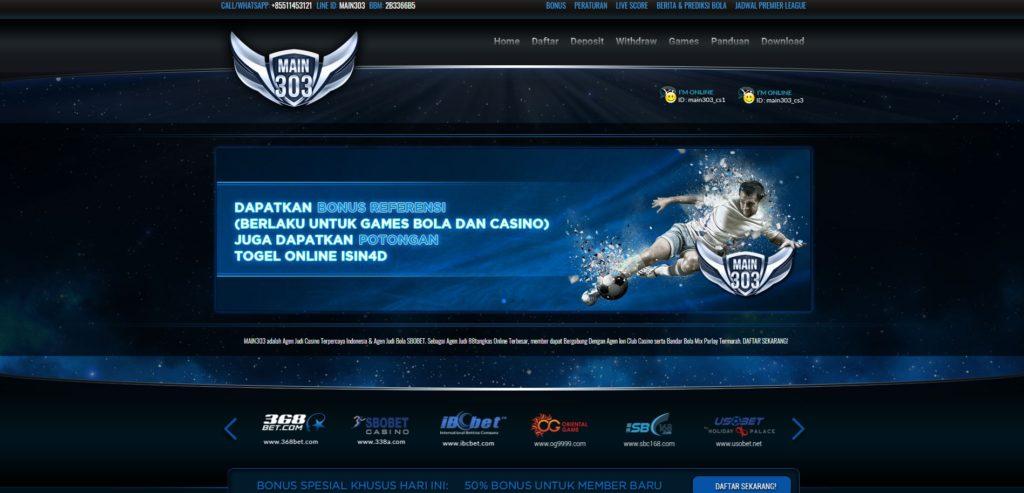 Situs Judi Online Casino Terpercaya
